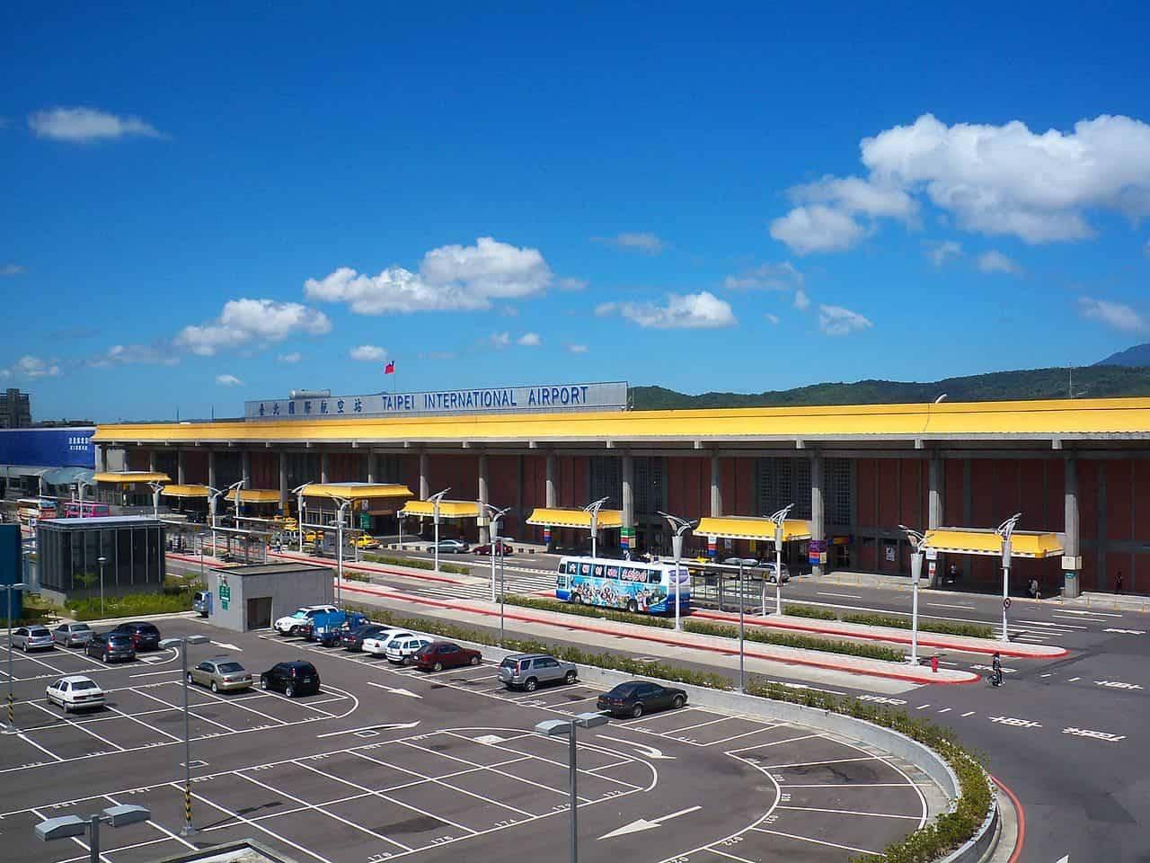 Taipei Songshan Airport Taiwan