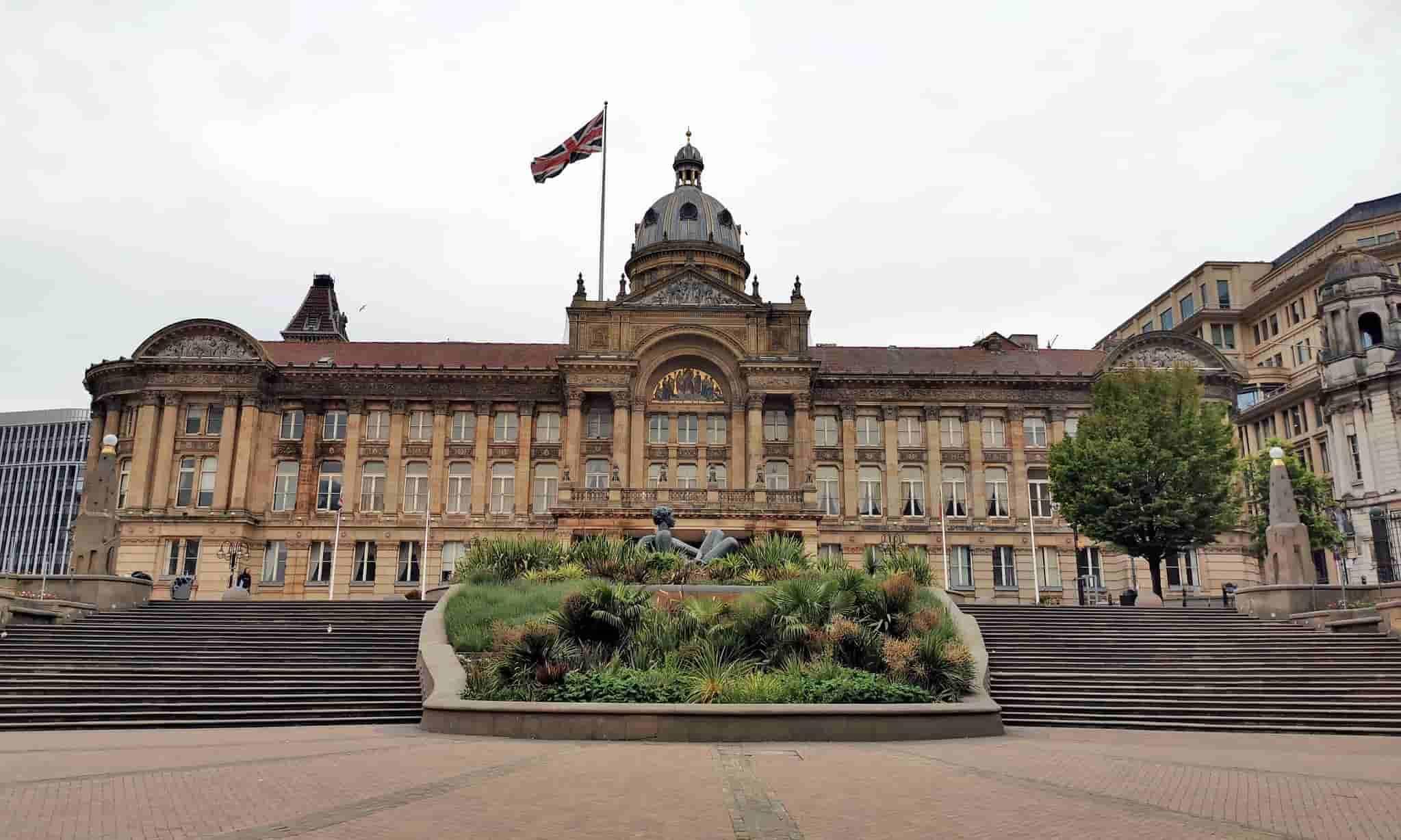 Birmingham Museum and Art Gallery UK
