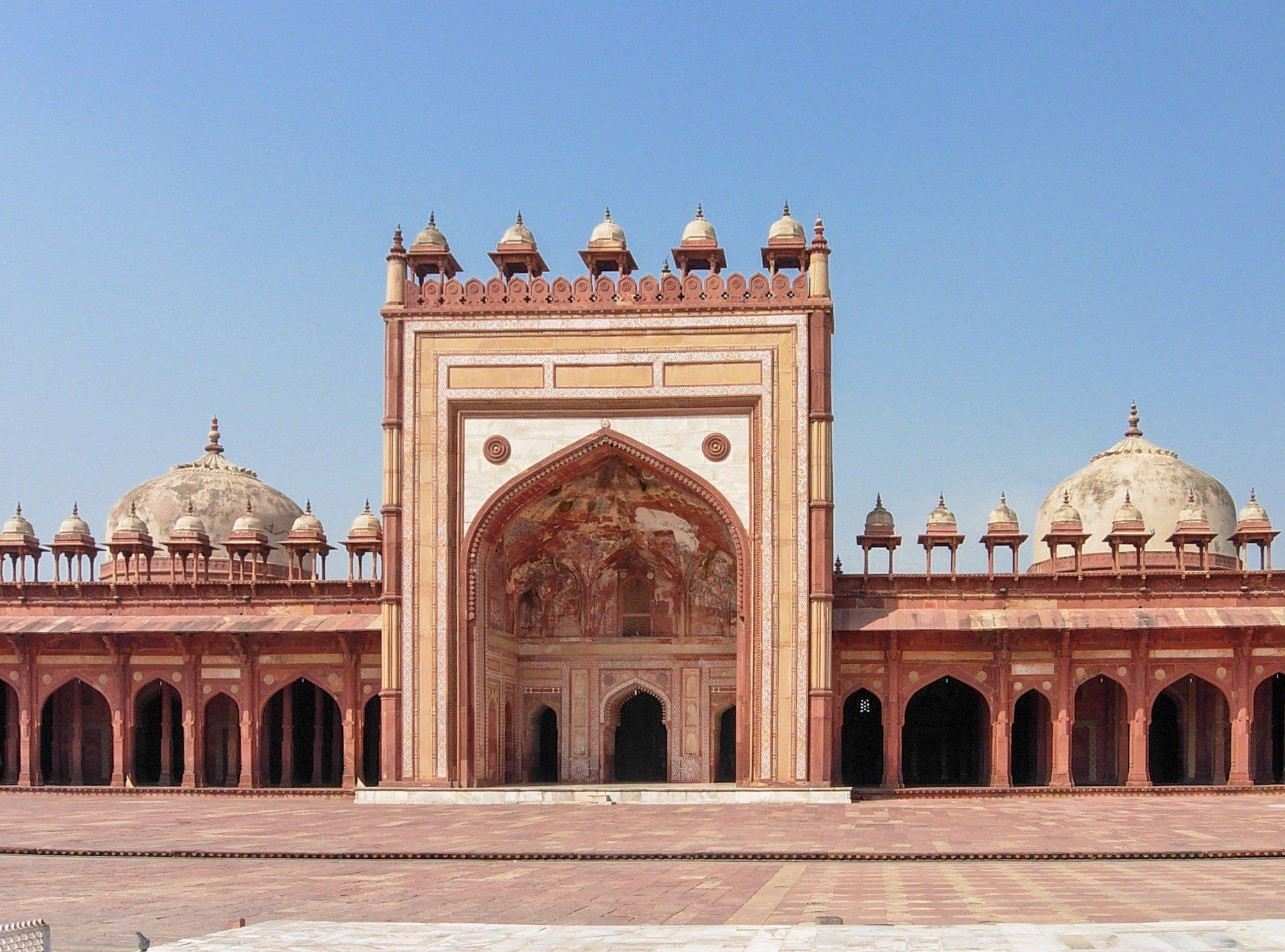 Fatehpur Sikri Uttar Pradesh India
