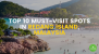 Top 10 Must-Visit Spots In Redang Island, Malaysia