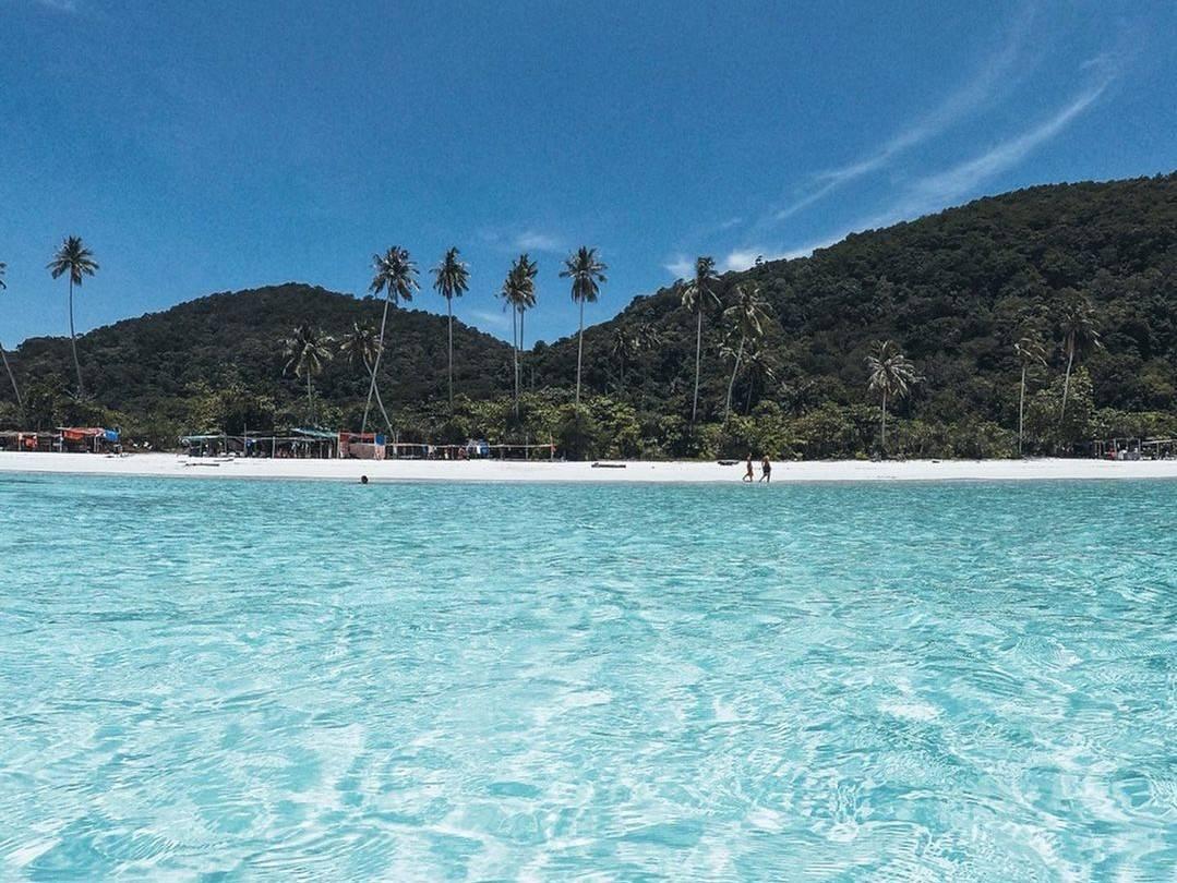 Teluk Dalam Beach Pulau Redang Island