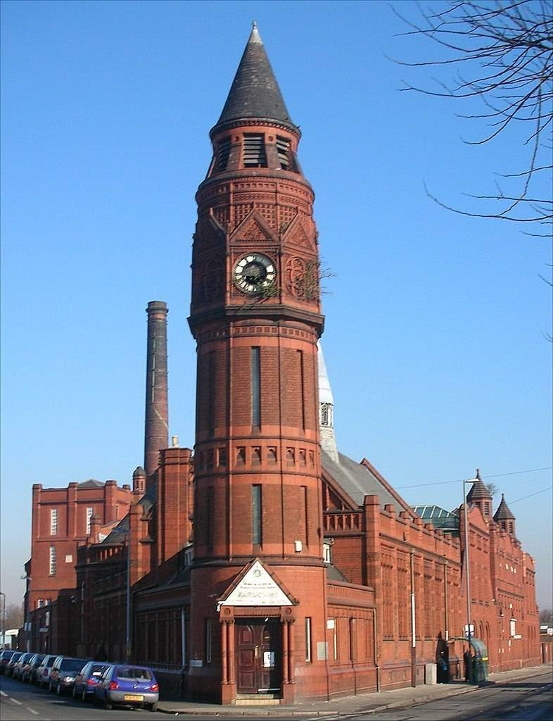Masjid Green Lane Mosque Birmingham England