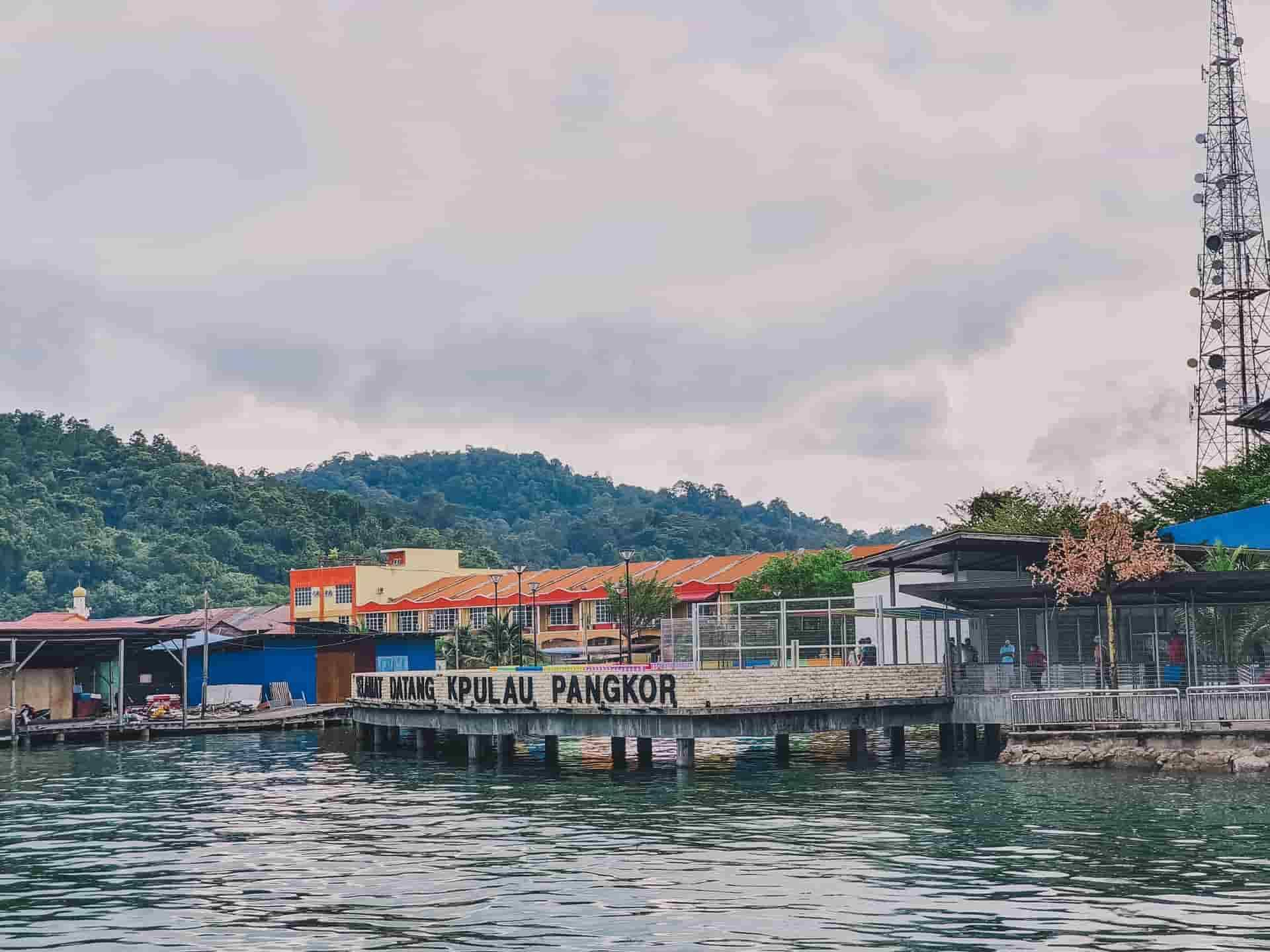 Pulau Pangkor Island Malaysia