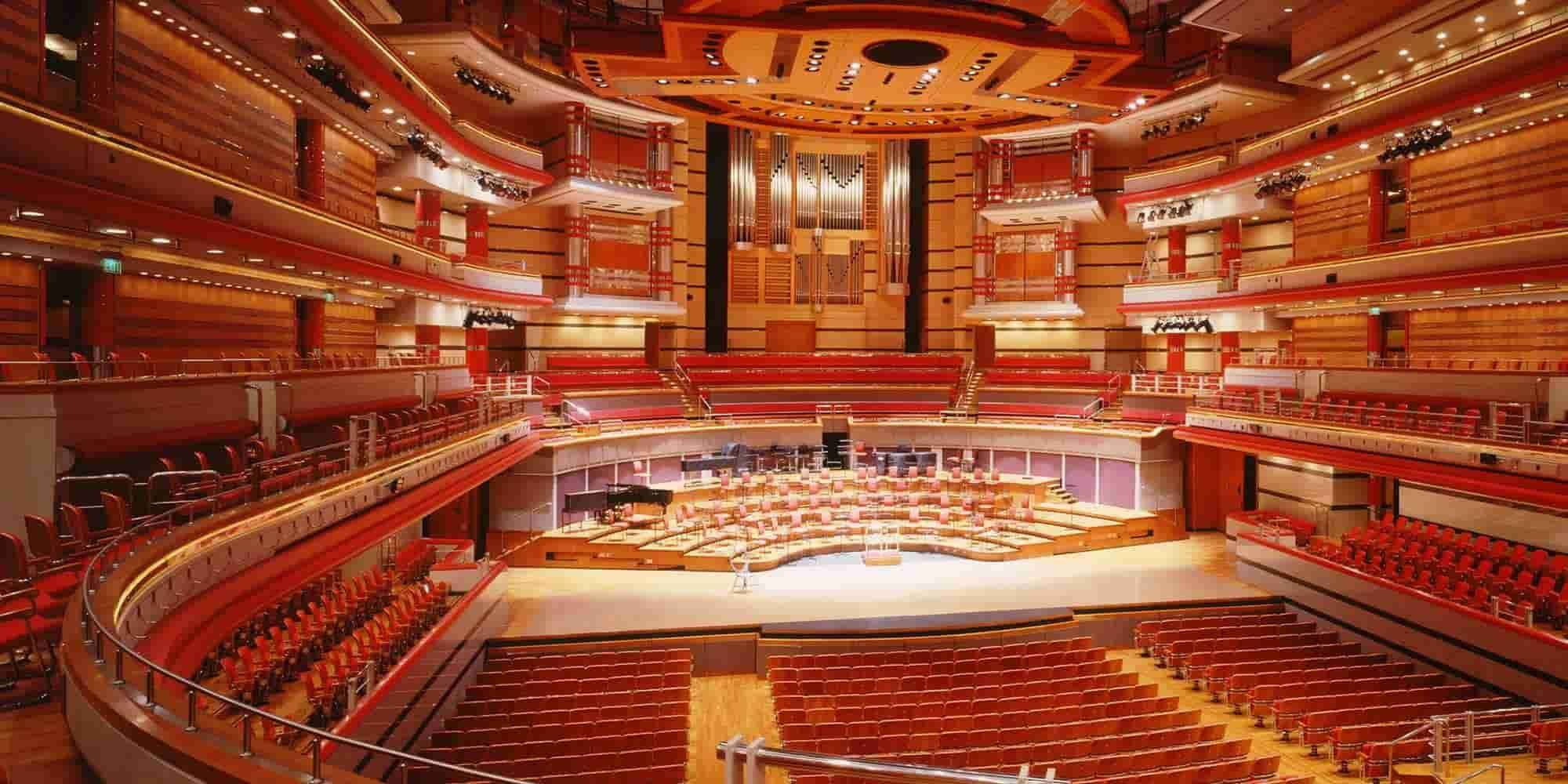 Birmingham Symphony Hall UK
