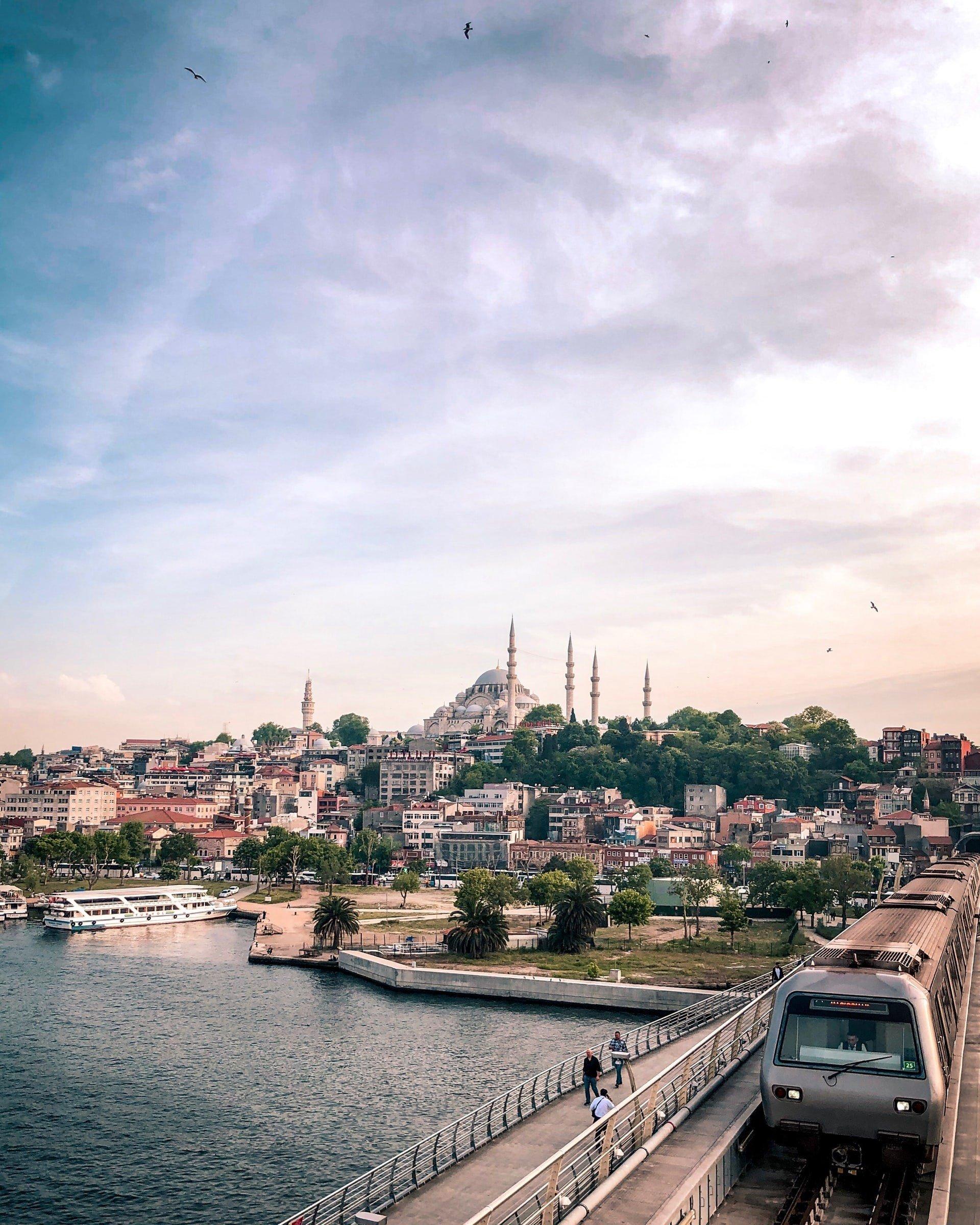 Islamic Heritage Sites in Istanbul Turkey