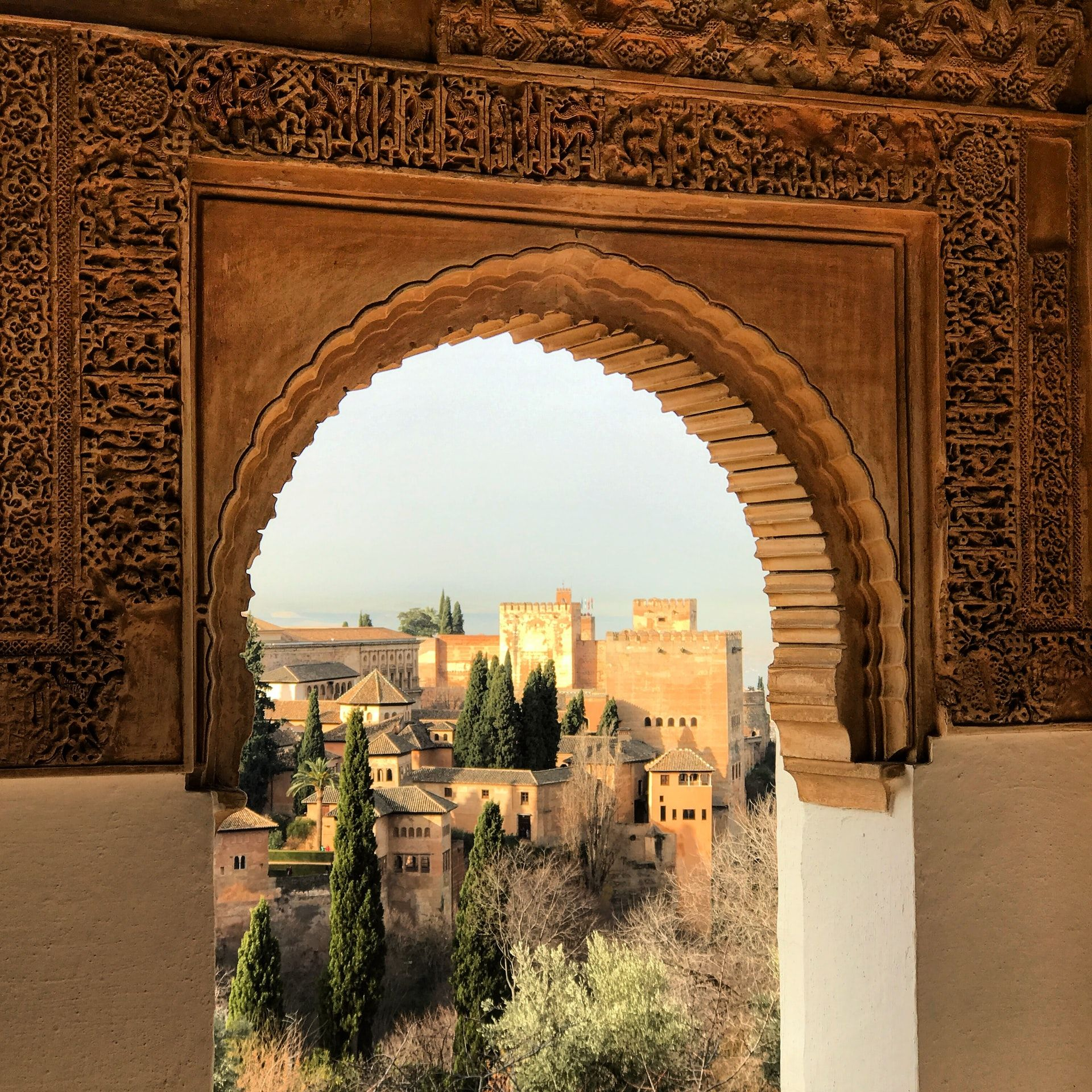 Islamic Heritage Sites in Andalusia Spain