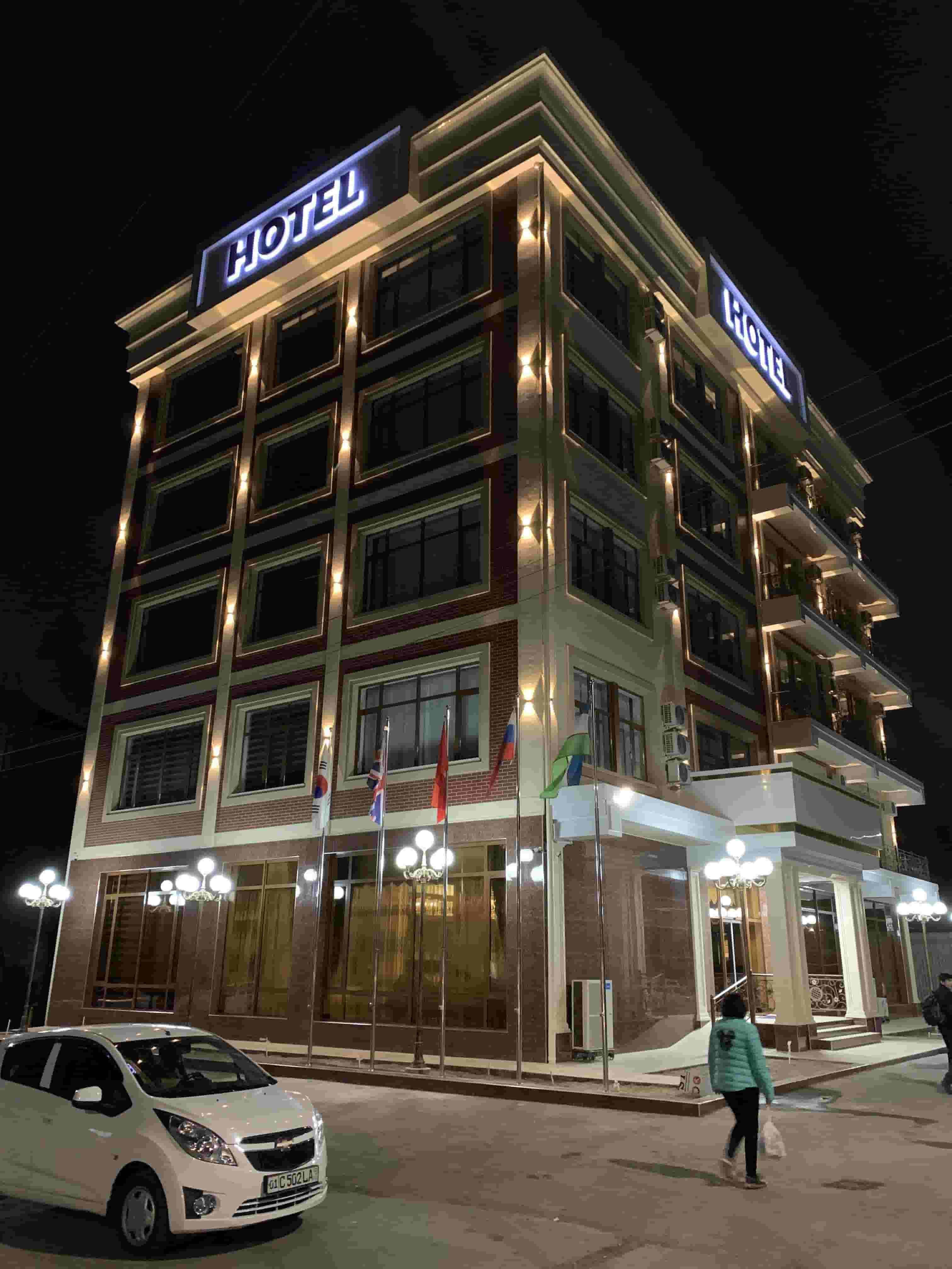 Ark Billur Hotel Tashkent Uzbekistan