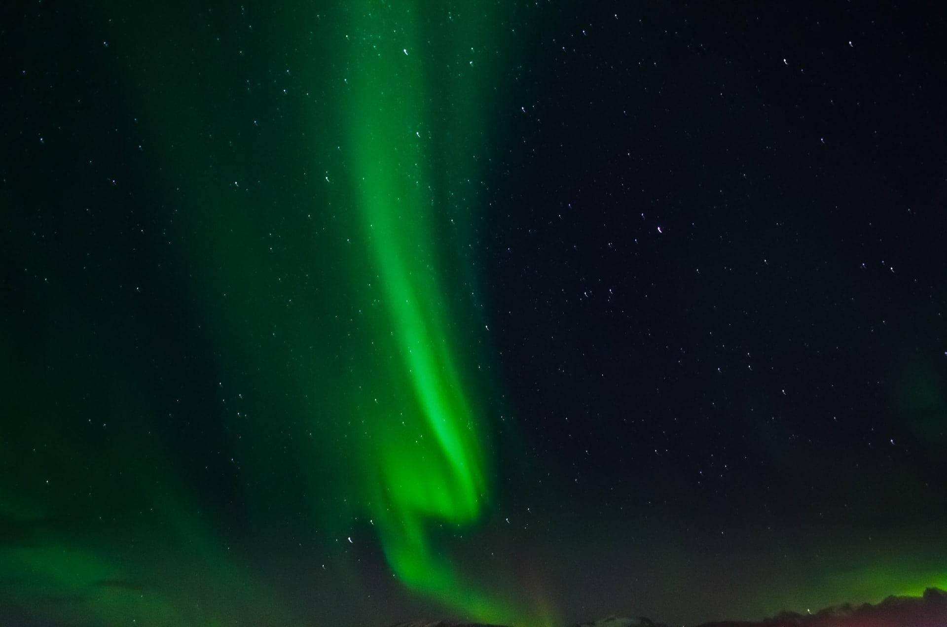 Northern Lights The Faroe Islands