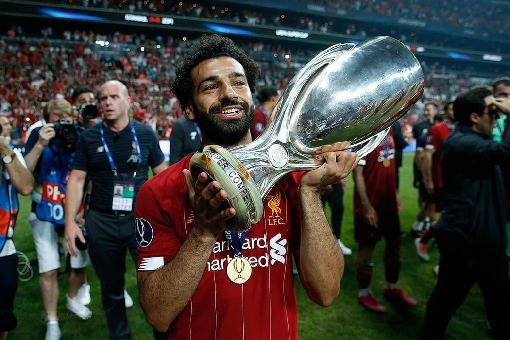 Mohamed Salah Liverpool Egypt EPL
