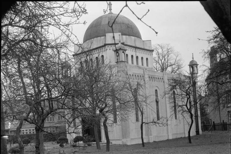 Fazl Southfield Mosque London Mosque England