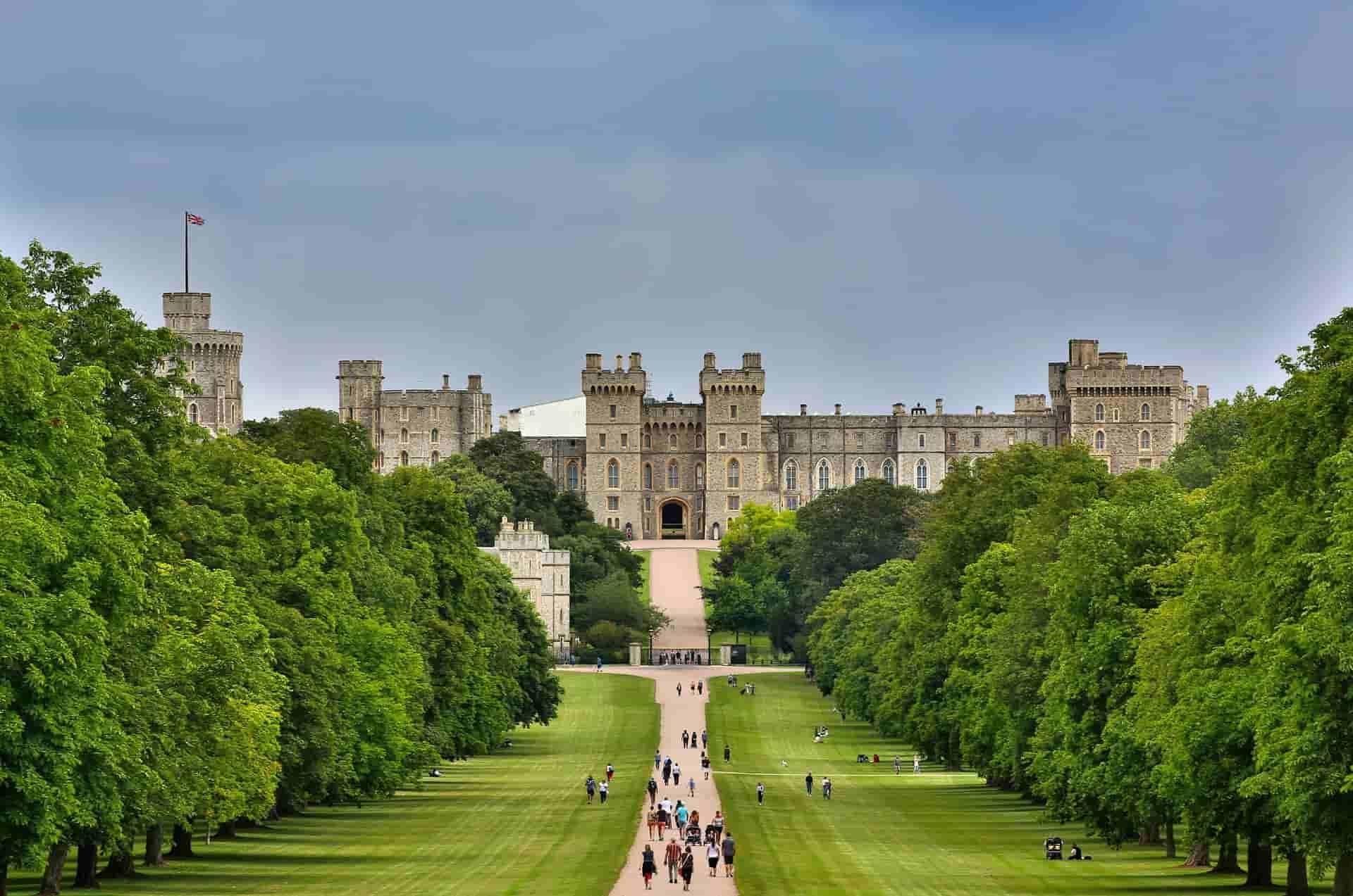 Royal Windsor Castle UK