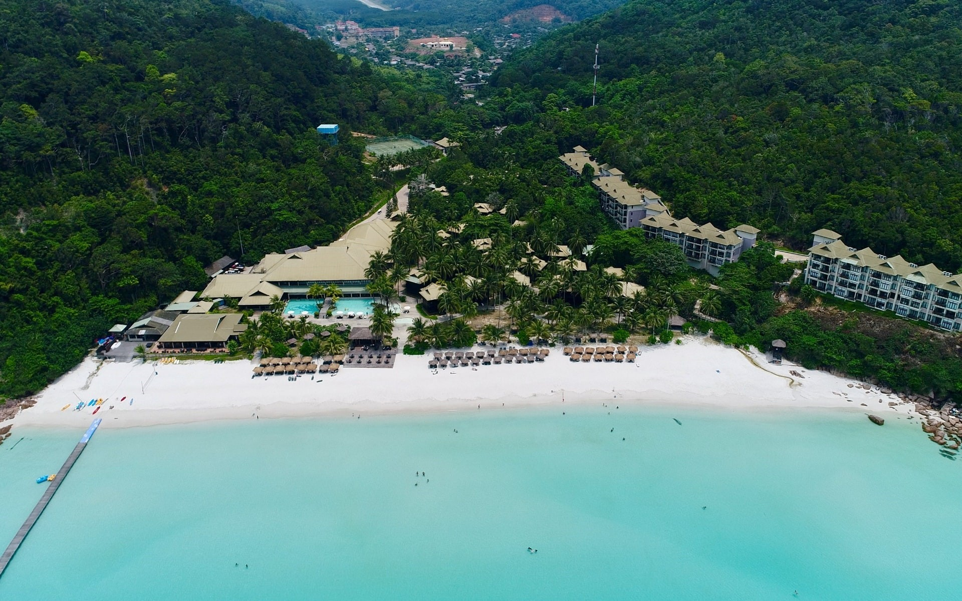 Pulau Redang Island Beach Resort