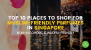 Top 10 Places to Shop for Muslim-Friendly Perfumes in Singapore: Non-Alcoholic & Wudhu-Friendly Perfumes
