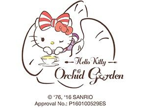 Hello Kitty Orchid Garden