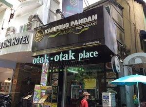 Kampung Pandan Halal Restaurant