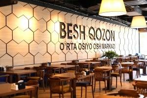 BESH QOZON O'RTA OSIYO OSH MARKAZI