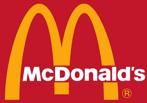 McDonald's @  Marina Square.