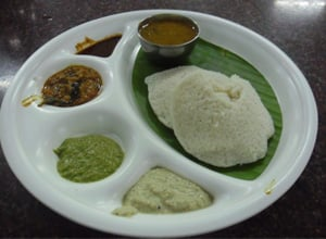 Indian Food Counter