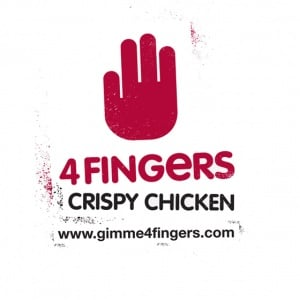 4Fingers Crispy Chicken @ Changi Airport T3