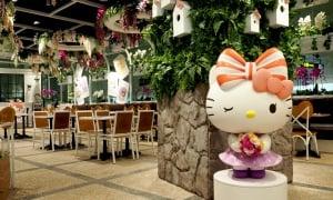 Hello Kitty Orchid Garden Cafe