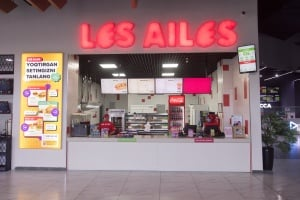 LES AILES-RIVIERA SHOPPING MALL