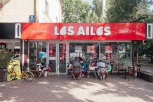 LES AILES-CHILONZOR