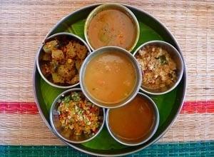 Indian Muslim Food Stall