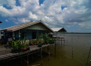 D'Bintan River Kelong