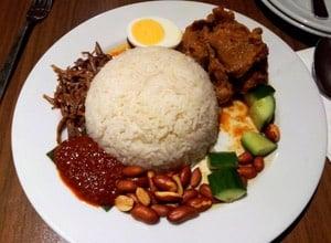 Lagenda Malaysian & Chinese Restaurant
