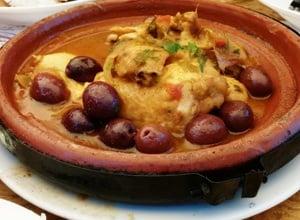 Restaurant la Mosquee