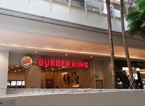 Burger King @ Jurong Point