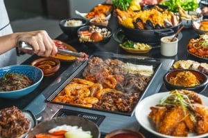 Captain Kim Korean BBQ & Hotpot Buffet