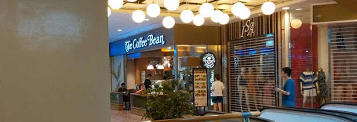 The Coffee Bean And Tea Leaf Jurong Point Halal Restaurant In Singapore Halal Trip