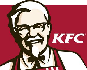 KFC @ Far East Square.