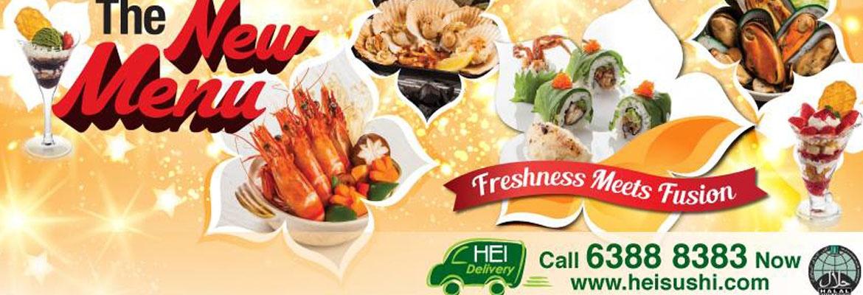 Hei Sushi Imm Building Halal Restaurant In Singapore Halal Trip