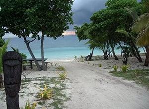 Island Beach Cafe