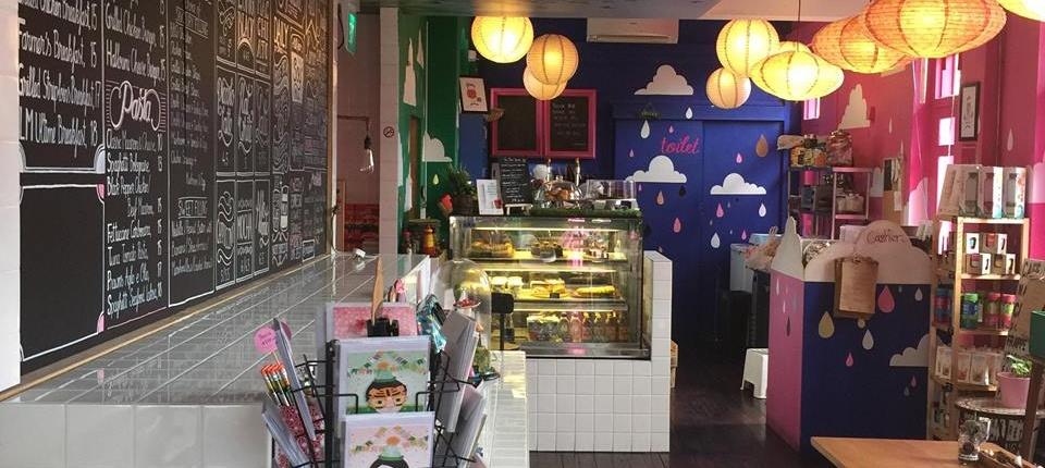 Halal Breakfast Cafe Near Me
