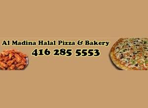 Al Madina Halal Pizza