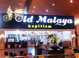 Old Malaya Kopitiyam