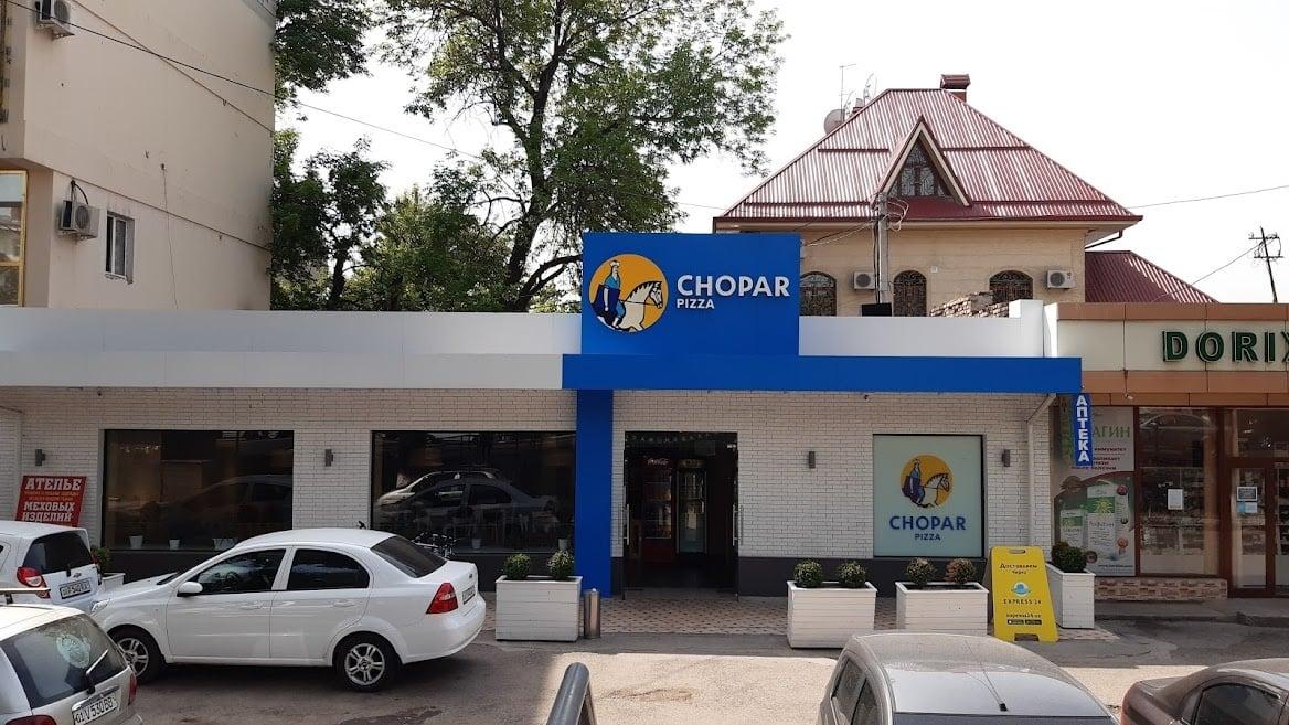 CHOPAR-MG