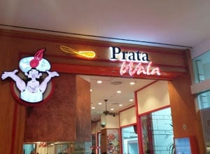 Prata Wala @ Jurong Point