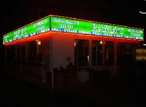 Ranias Restaurant