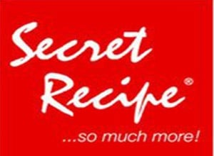 Secret Recipe @ Plaza Singapura