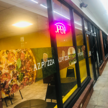 AZ Pizza Wings & Fish Halal
