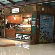 Krispy Kreme @ T2 transit
