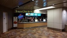 Texas Chicken @ Changi Airport T1