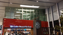 The Coffee Bean and Tea Leaf @ Changi Airport T1