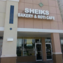 sheikh's Bakery & Cafe