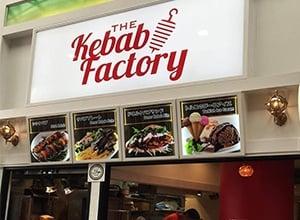 The Kebab Factory ザ・ ケバブファクトリ