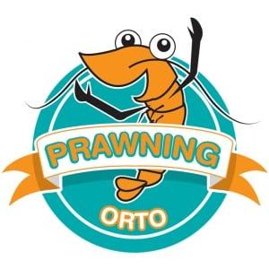 Prawning at Orto